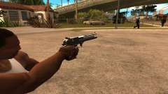 Deagle White and Black