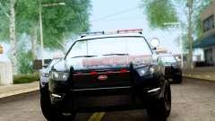 GTA 5 Vapid Police Interceptor v2 IVF