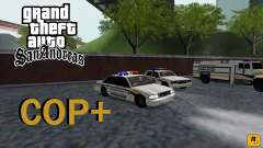COP Plus para GTA San Andreas
