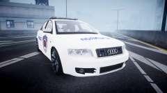 Audi S4 Serbian Police [ELS]