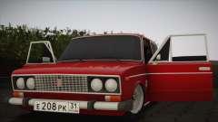 VAZ 2106 MansorY para GTA San Andreas