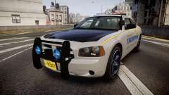 Dodge Charger Alaska State Trooper [ELS] para GTA 4