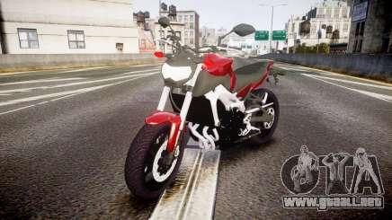 Yamaha MT-09 para GTA 4
