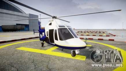 Buckingham Swift LCPD para GTA 4