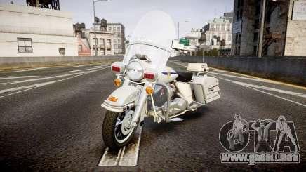 Harley-Davidson FLH 1200 SPVQ [ELS] para GTA 4