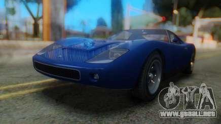 GTA 5 Pegassi Monroe IVF para GTA San Andreas