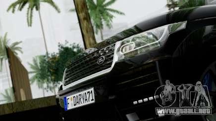 Range Rover Vogue Lumma Stratech para GTA San Andreas