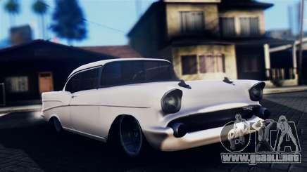 Chevrolet Bel Air 1957 FF Style para GTA San Andreas