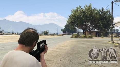 GTA 5 Famas F1 séptima captura de pantalla