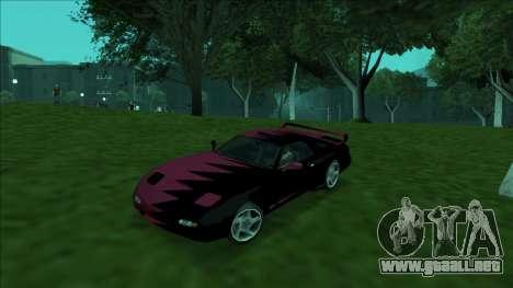 ZR-350 Double Lightning para el motor de GTA San Andreas