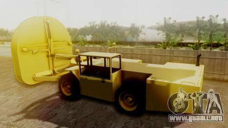 HVY Cutter para GTA San Andreas left