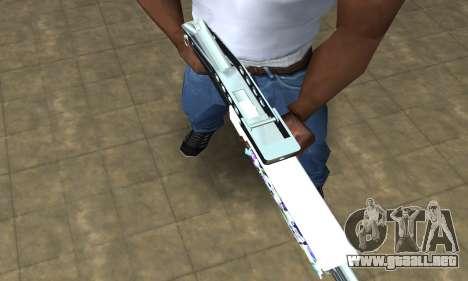 Graf Spas-12 para GTA San Andreas segunda pantalla