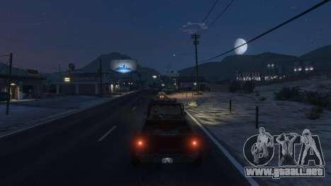 GTA 5 Realistic Vehicle Controls LUA 1.3.1 segunda captura de pantalla
