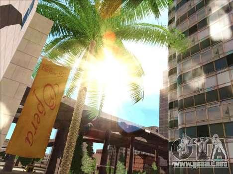 Jungles ENB v1.0 para GTA San Andreas