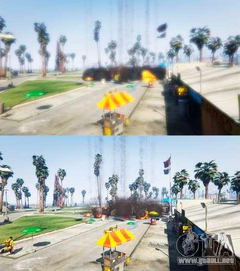 GTA 5 Ataque aéreo v1.2 segunda captura de pantalla