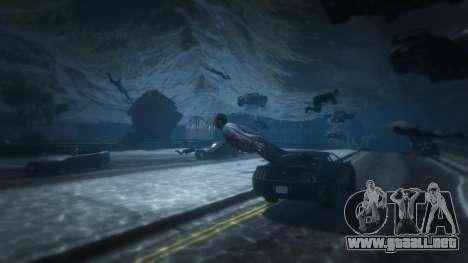 GTA 5 Tsunami sexta captura de pantalla