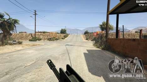 GTA 5 Famas F1 segunda captura de pantalla