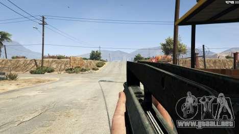 GTA 5 Famas F1 tercera captura de pantalla