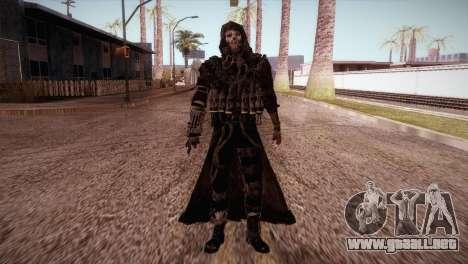 Scarecrow para GTA San Andreas segunda pantalla