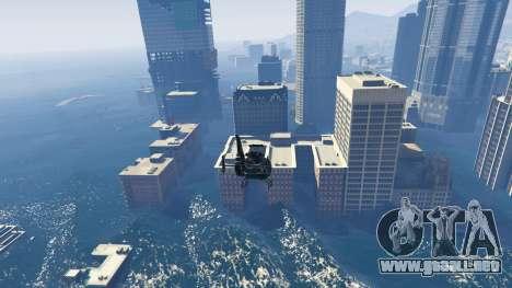 GTA 5 Tsunami noveno captura de pantalla