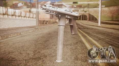 TEC-9 v2 from Battlefield Hardline para GTA San Andreas