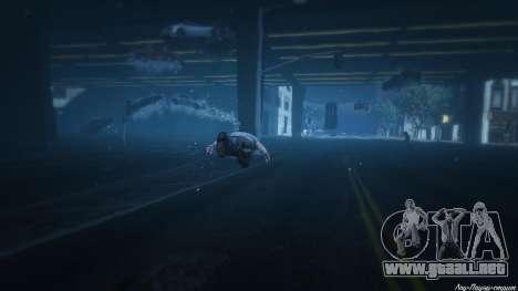 GTA 5 Tsunami tercera captura de pantalla