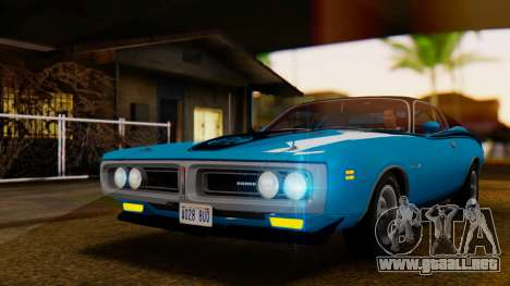 Dodge Charger Super Bee 426 Hemi (WS23) 1971 IVF para GTA San Andreas