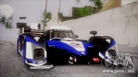 Peugeot Sport Total 908 Autovista para GTA San Andreas left
