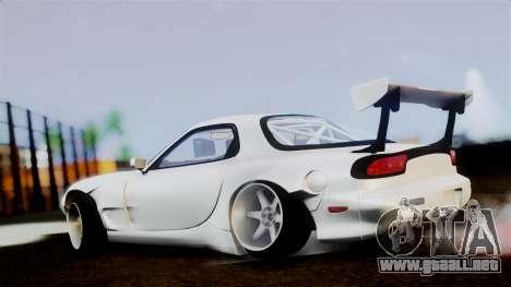 Mazda RX-7 (FD) para GTA San Andreas
