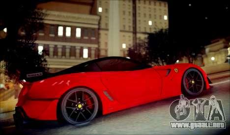 ENBR v2.0 for SA:MP para GTA San Andreas segunda pantalla