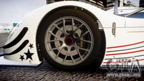 Radical SR8 RX 2011 [8] para GTA 4 vista hacia atrás