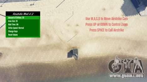 GTA 5 Ataque aéreo v1.2