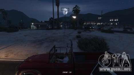 GTA 5 Realistic Vehicle Controls LUA 1.3.1 sexta captura de pantalla
