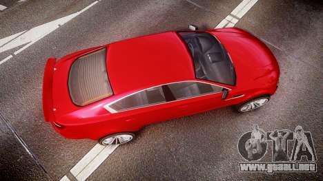 GTA V Ocelot Jackal liberty city plates para GTA 4 visión correcta