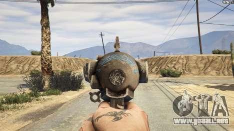 GTA 5 Fallout 3: Alien Blaster