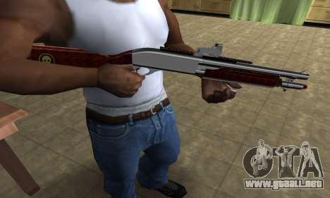 Death Shotgun para GTA San Andreas