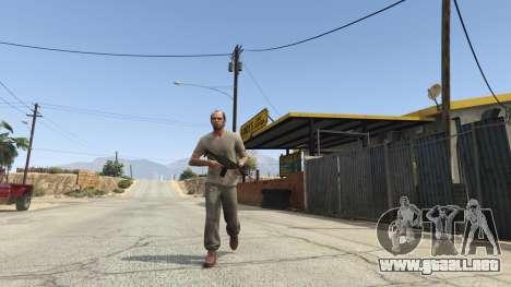 GTA 5 BF4 AR160 segunda captura de pantalla