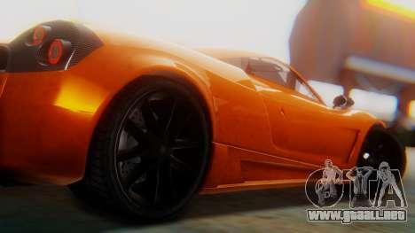 GTA 5 Pegassi Osiris SA Style para la visión correcta GTA San Andreas