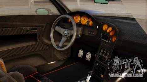 Pegassi Osyra Extra 1 para la visión correcta GTA San Andreas