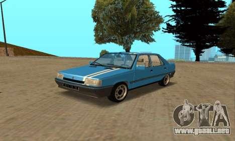 Renault 9 TSE 1992 para las ruedas de GTA San Andreas