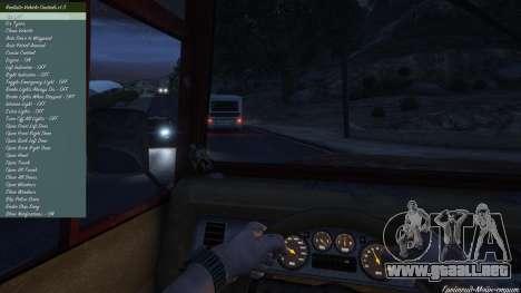 GTA 5 Realistic Vehicle Controls LUA 1.3.1 noveno captura de pantalla