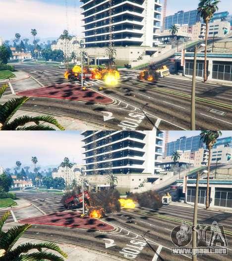GTA 5 Ataque aéreo v1.2 tercera captura de pantalla
