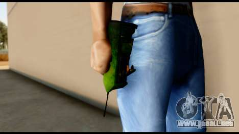 Brasileiro Bomb Detonator para GTA San Andreas tercera pantalla