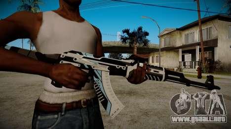 AK-47 Vulcan para GTA San Andreas