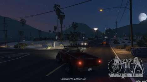 GTA 5 Realistic Vehicle Controls LUA 1.3.1 cuarto captura de pantalla