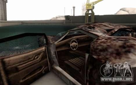 Bullshit para la visión correcta GTA San Andreas