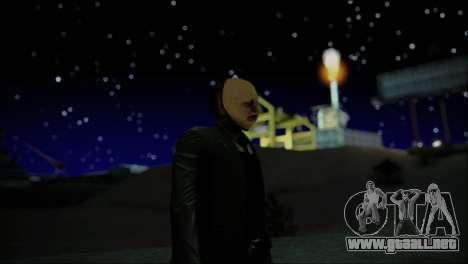 ENBTI for High PC para GTA San Andreas sexta pantalla