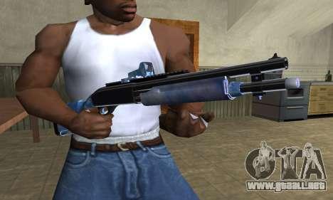 Sky Shotgun para GTA San Andreas segunda pantalla