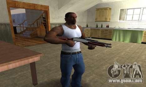 Death Shotgun para GTA San Andreas tercera pantalla