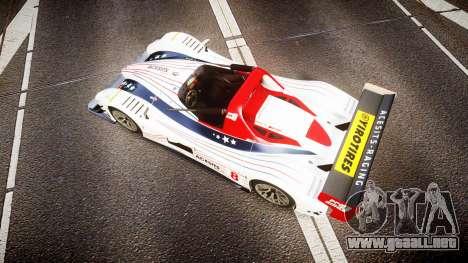 Radical SR8 RX 2011 [8] para GTA 4 visión correcta